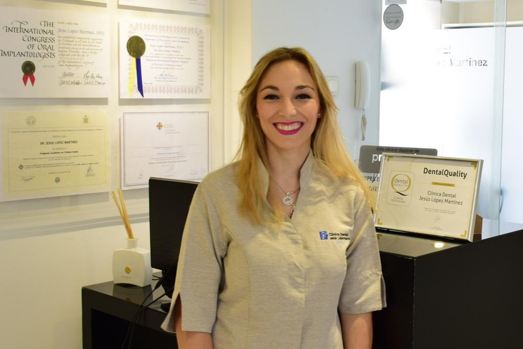 Higienista Dental Aida de la Higuera